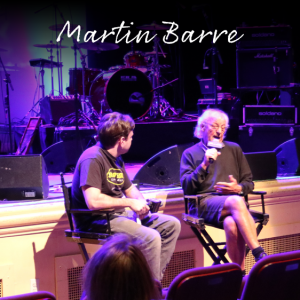 95.9 The FOX Between the Notes with Martin Barre