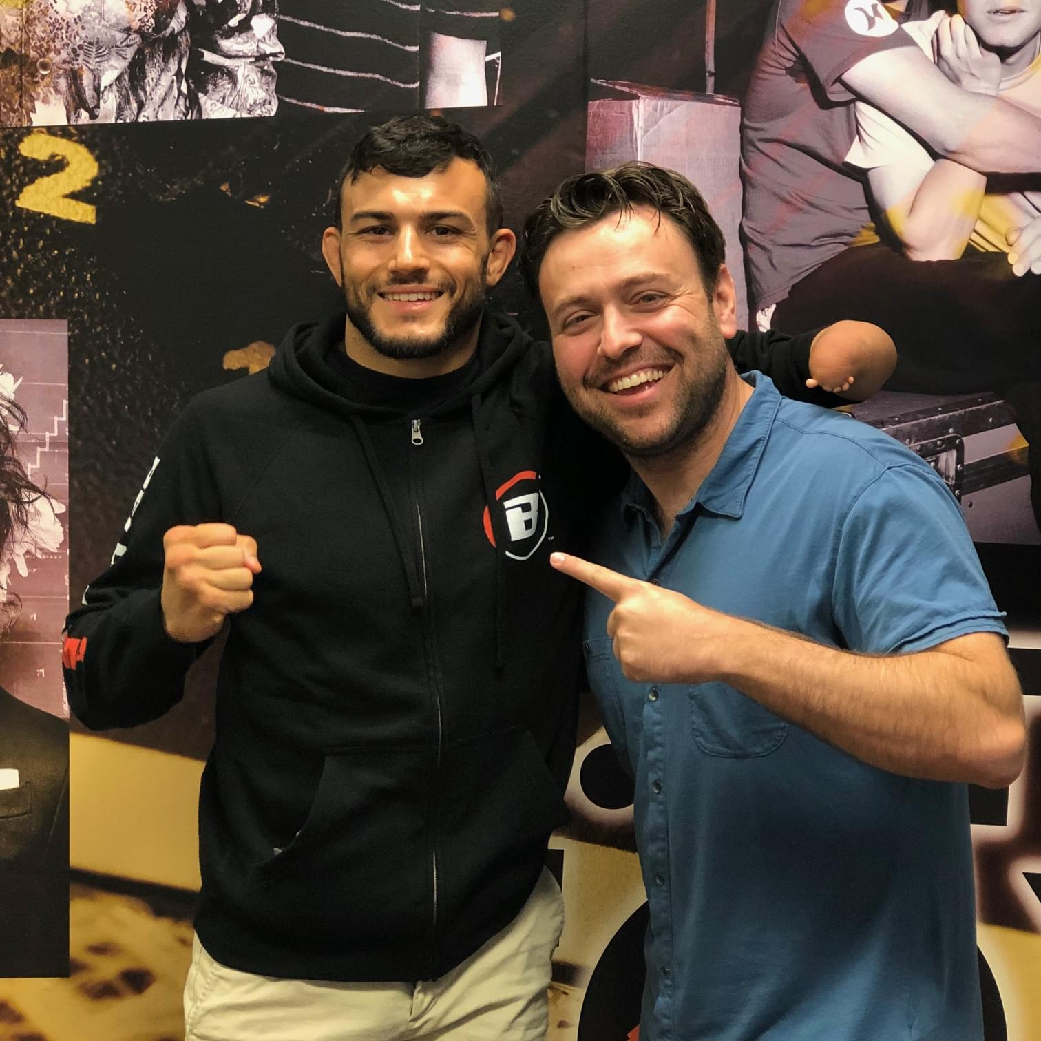 PODCAST: Nick Newell In Studio