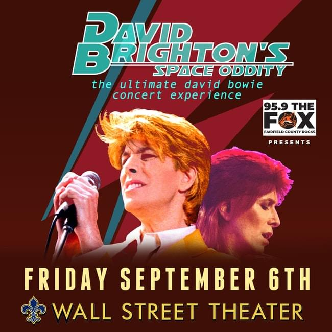 David Brighton's Space Oddity – The Ultimate David Bowie Concert Experience