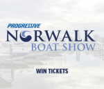 Win tickets to the Progressive Insurance Norwalk Boat Show