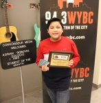 """WYBC """"I Rise"""" Student of the Month: March 2019"""
