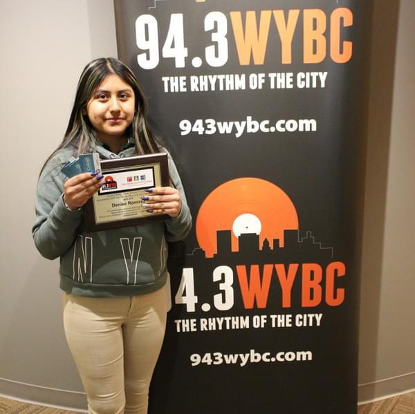 """WYBC """"I Rise"""" Student of the Month: April 2019"""