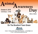 Animal Awareness Day in Branford