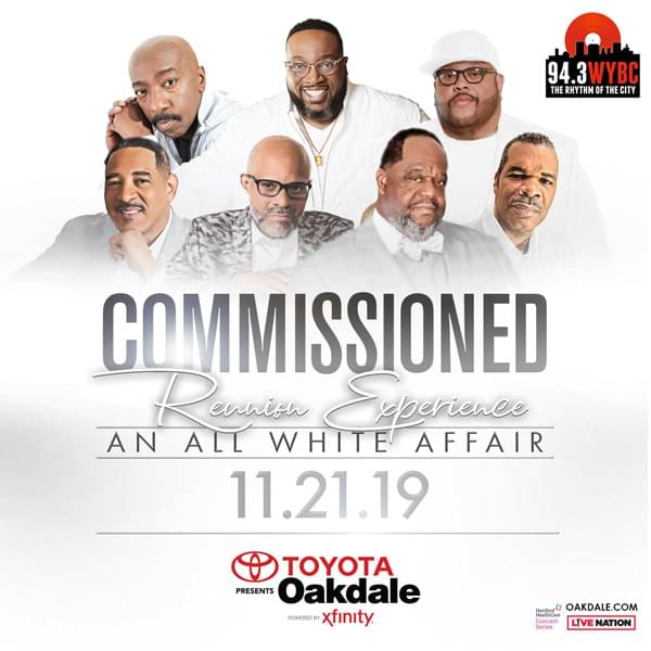 Enter to win: Commissioned at Toyota Oakdale Theatre