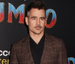 Colin Farrell says making Dumbo was a lot of fun
