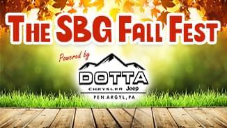 SBG Fall Fest Flipper 326x184