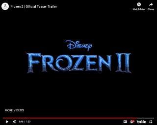 "New ""Frozen 2"" Trailer Debuts"