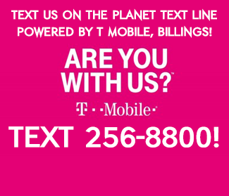 Planet Text Line