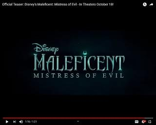 """Maleficent: Mistress of Evil"" Gets a New Trailer"