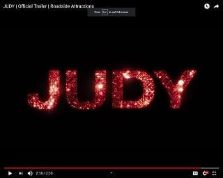 """Renee Zellweger As Judy Garland In """"Judy"""" Trailer"""
