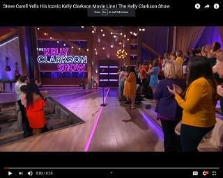 Kelly Clarkson Debuts As Talk Show Host