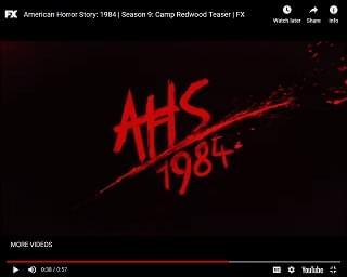 """American Horror Story: 1984"" Storyline Revealed"