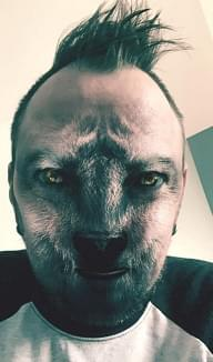 "Become ""The Hunted"" With Saint Asonia's New Snapchat Lens"