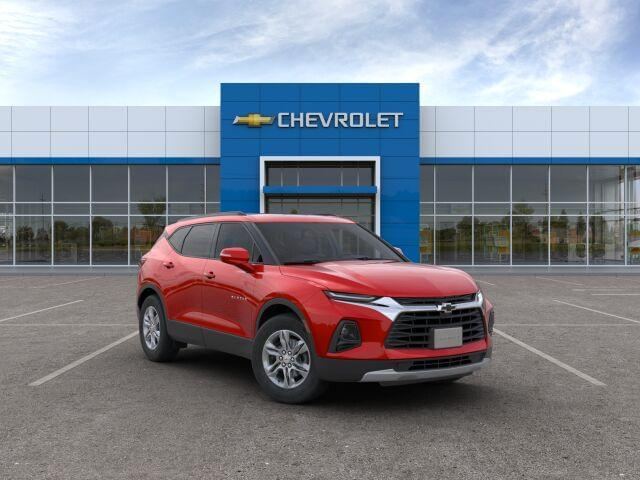 WEBE108 Tuesday Test Drive Maritime Chevrolet: 2019 Chevy Blazer
