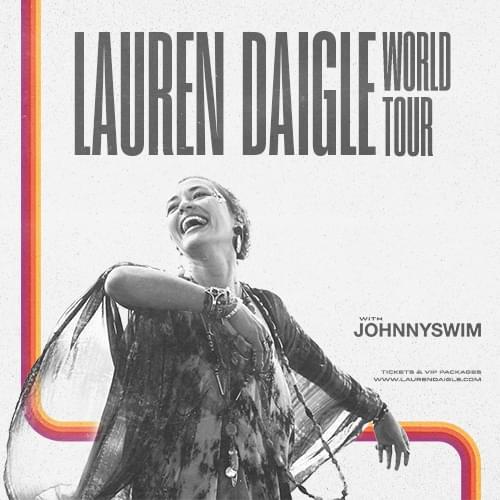 Win tickets to Lauren Daigle