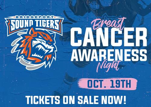 Win tickets to the Bridgeport Sound Tigers Opening Night