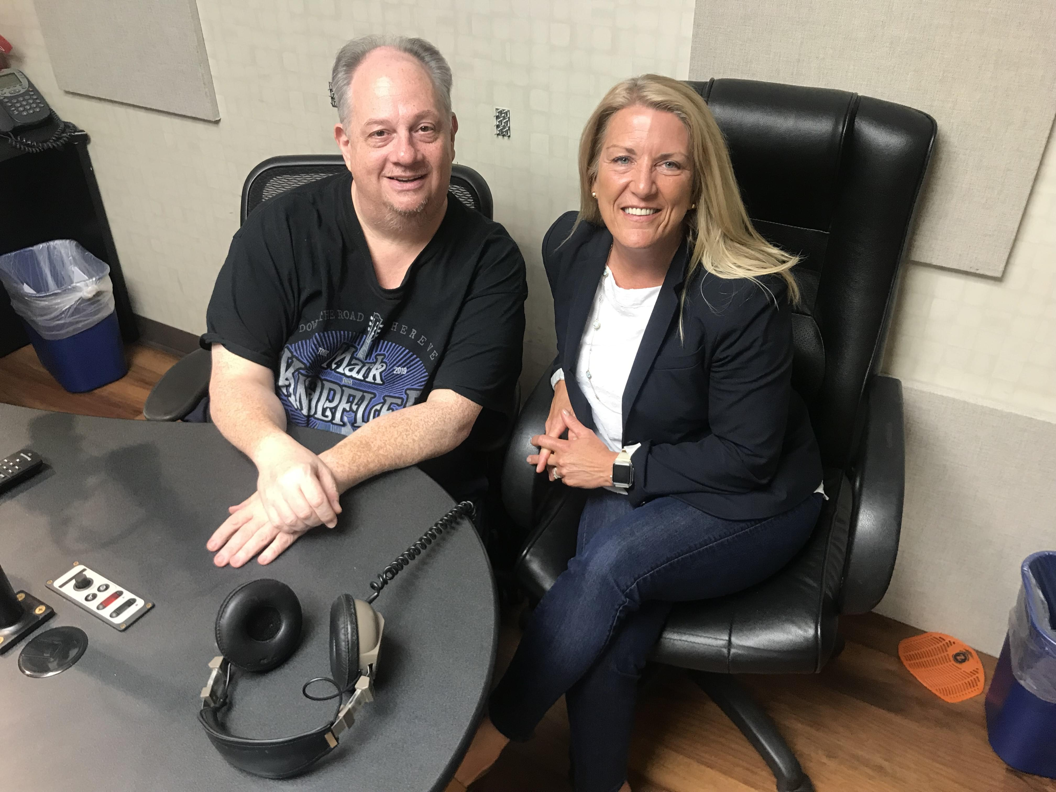 "Connecticut Today with Paul Pacelli: Brenda Kupchick in-studio, Anthony J. Papa talks Jennifer Dulos case, Ethan Book running for Bridgeport Mayor,  and the ""Same 'Ol Jets"""