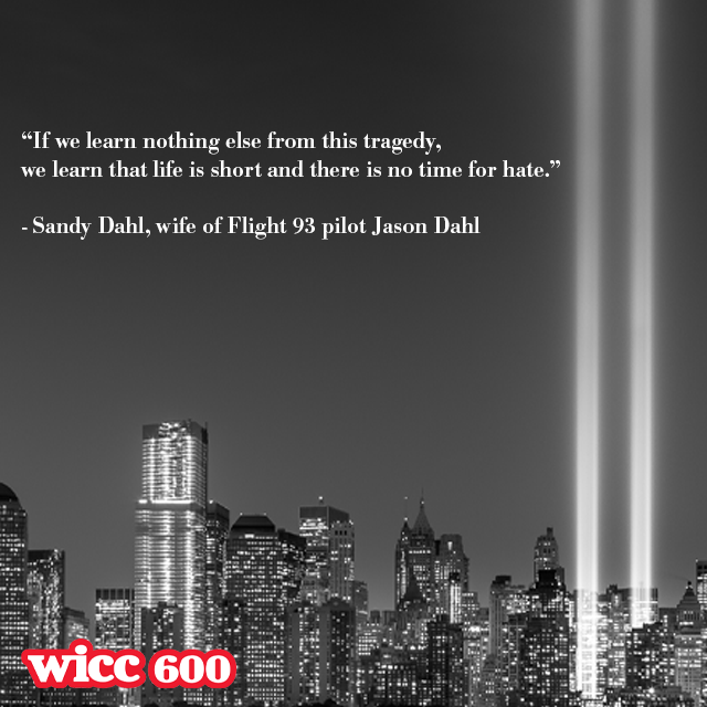 Tony & Melissa in the Morning: Remember 9/11