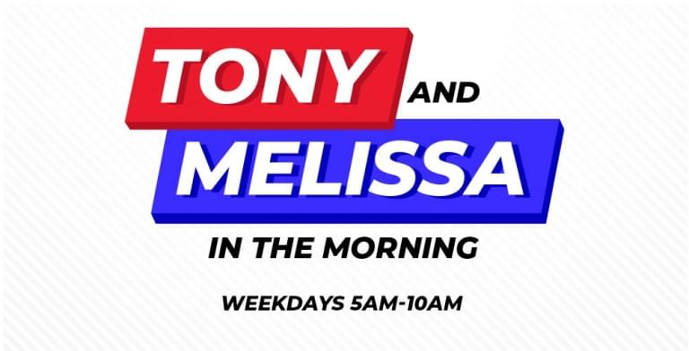 Tony & Melissa in the Morning: Ready for a Storm