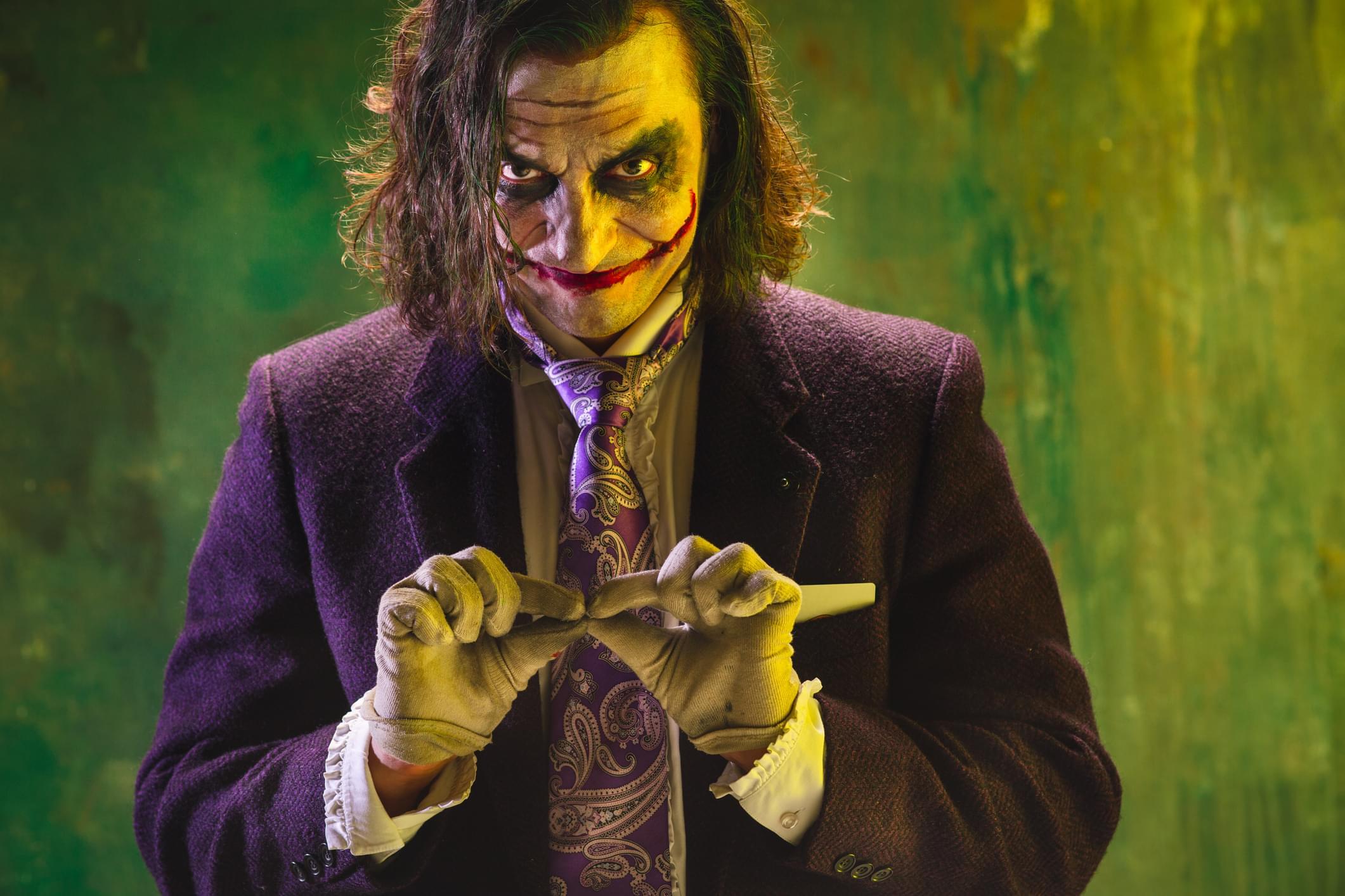 Tony & Melissa: Joker Triggering Issues?