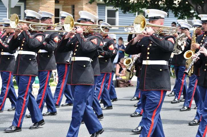 Connecticut Today with Paul Pacelli: Too Many TV Channels, Marine Corp band member, Tony Reno, and Tony Hwang