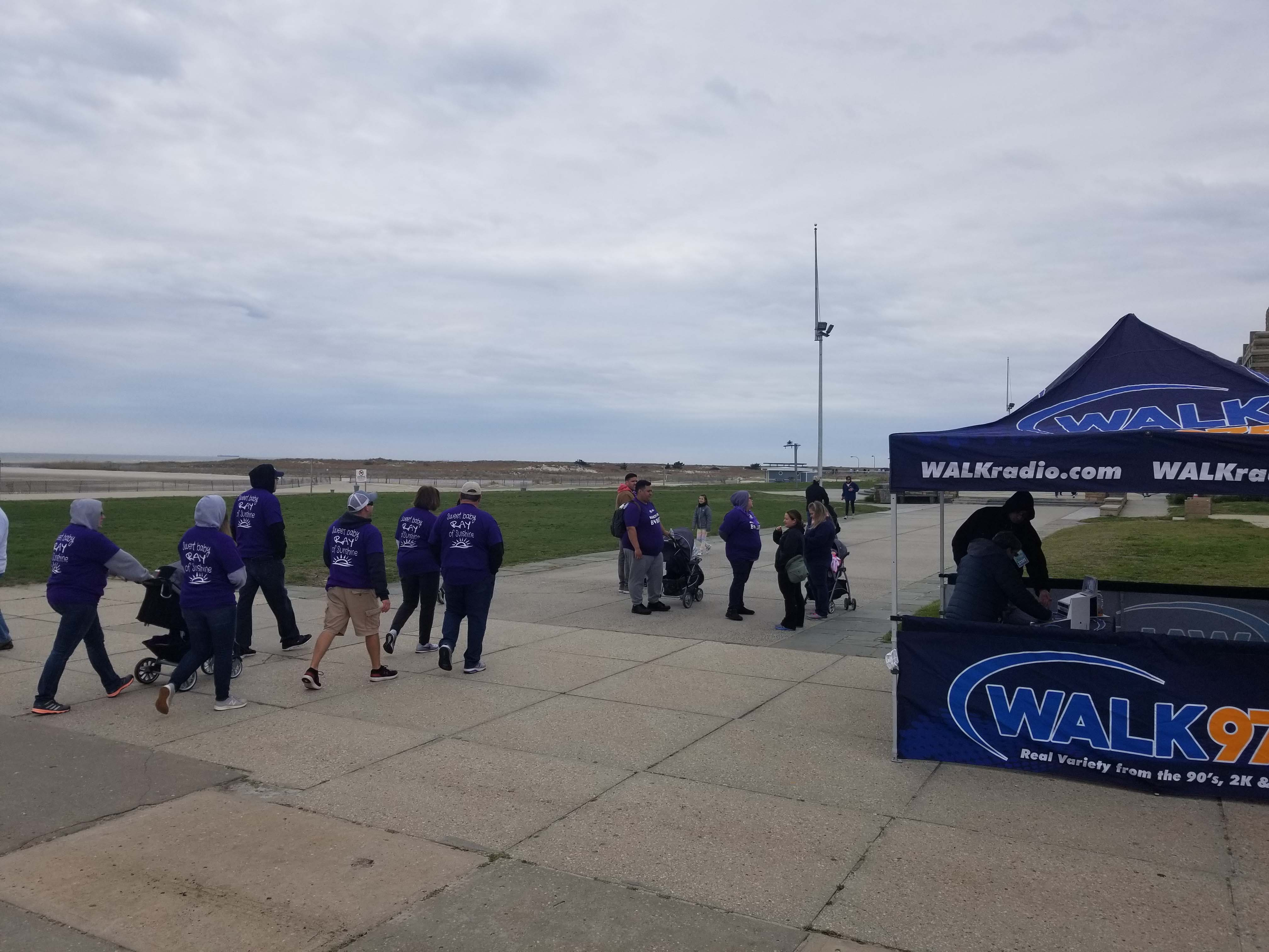 Walk97.5 @ March of Dimes/March for Babies
