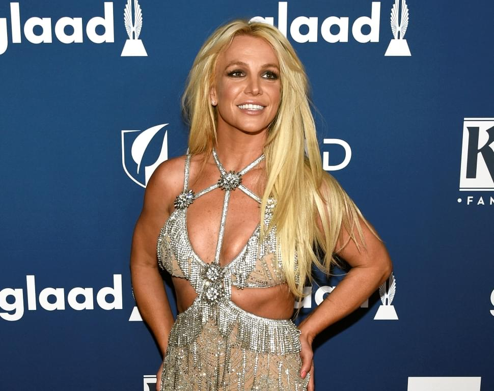Britney's Bling Not a Thing