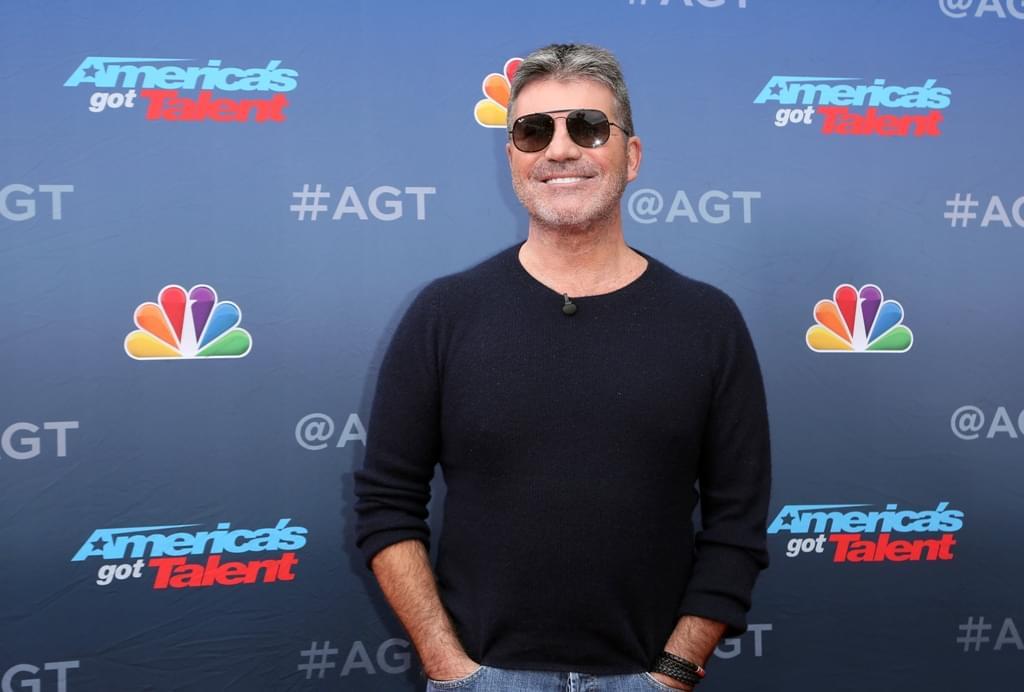 """America's Got Talent"" Simon Cowell"