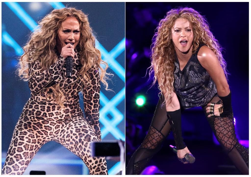 J. Lo & Shakira Headline SB54!