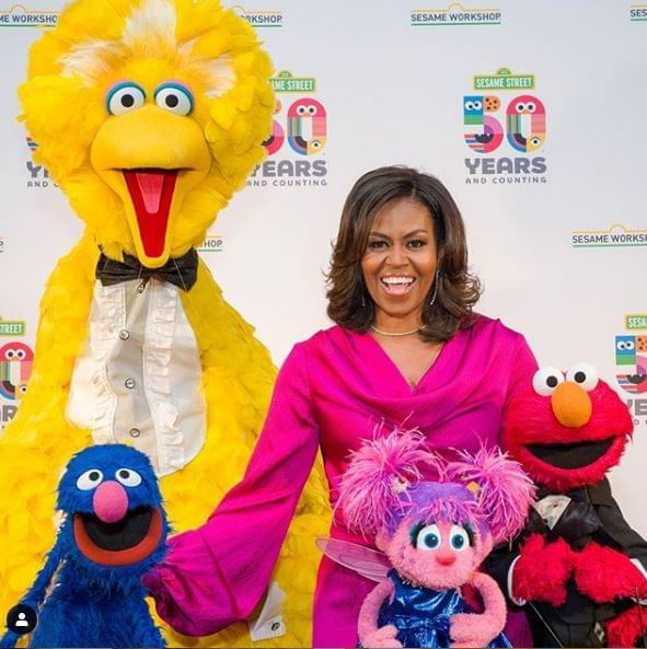 Sesame Street 50th Anniversary Celebration