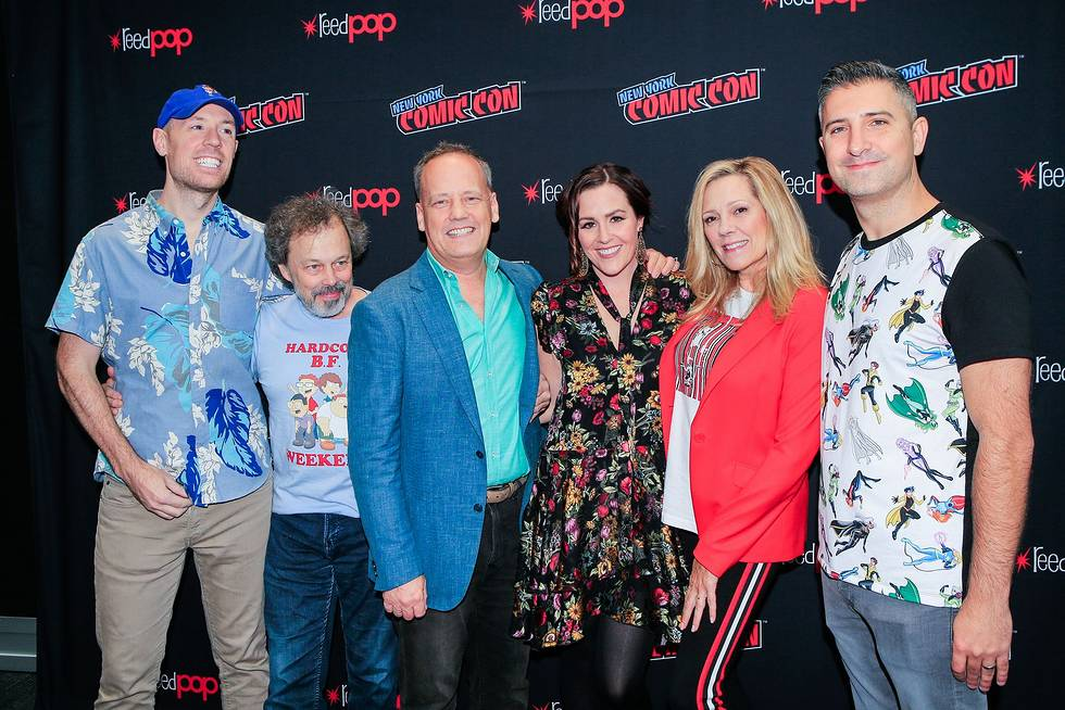 American Dad! at New York Comic-Con 2018!