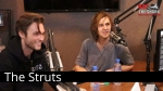 The Struts sit down with Rob in The Studio