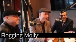 Flogging Molly Chat with Rob and Orlando