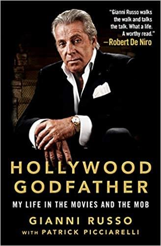 Godfather Actor Gianni Russo Speaks With Rob Rush