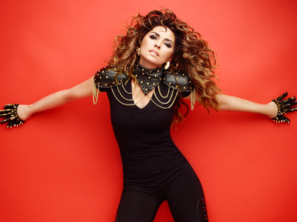 """Shania Twain Will Mentor Finalists on """"The Voice"""" on April 24"""