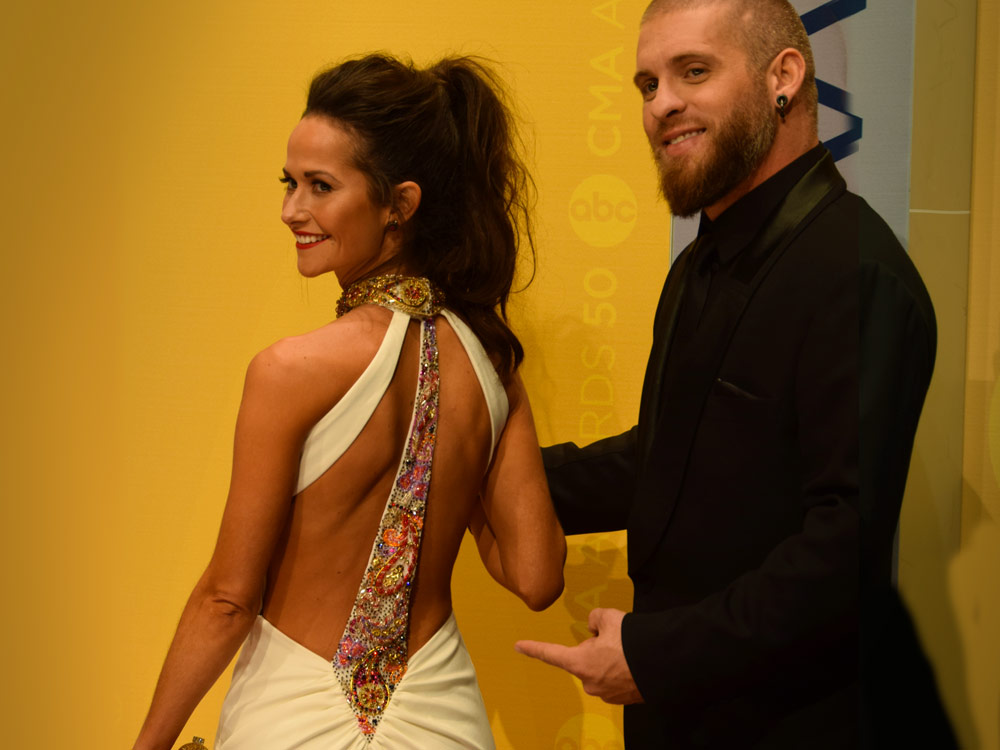 Brantley Gilbert and Wife Amber Reveal They Are Expecting a Baby Boy