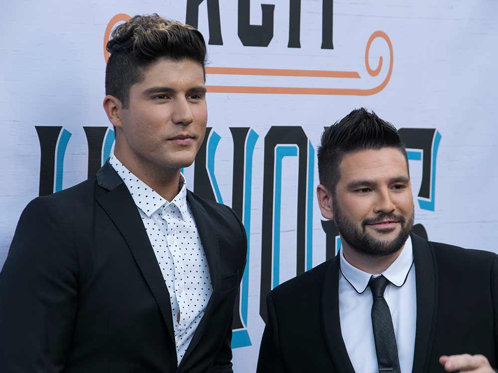 """Dan + Shay, Darius Rucker, Rascal Flatts, Lady Antebellum & More to Team With Earth, Wind & Fire for """"CMT Crossroads"""""""