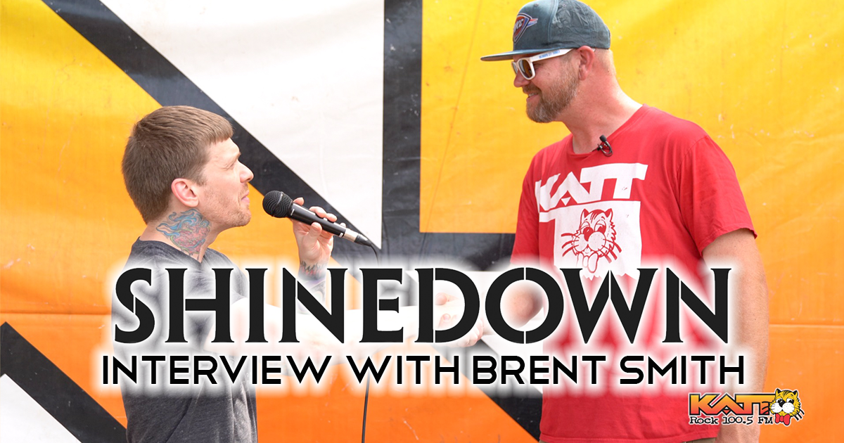 Brent Smith of Shinedown Interview