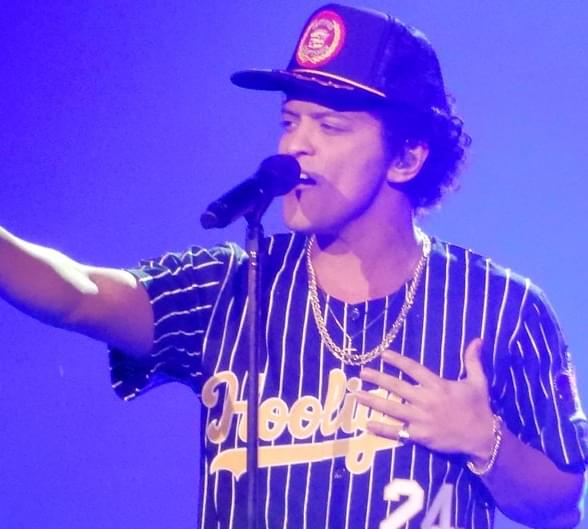 Bruno Mars hit with a one million dollar lawsuit