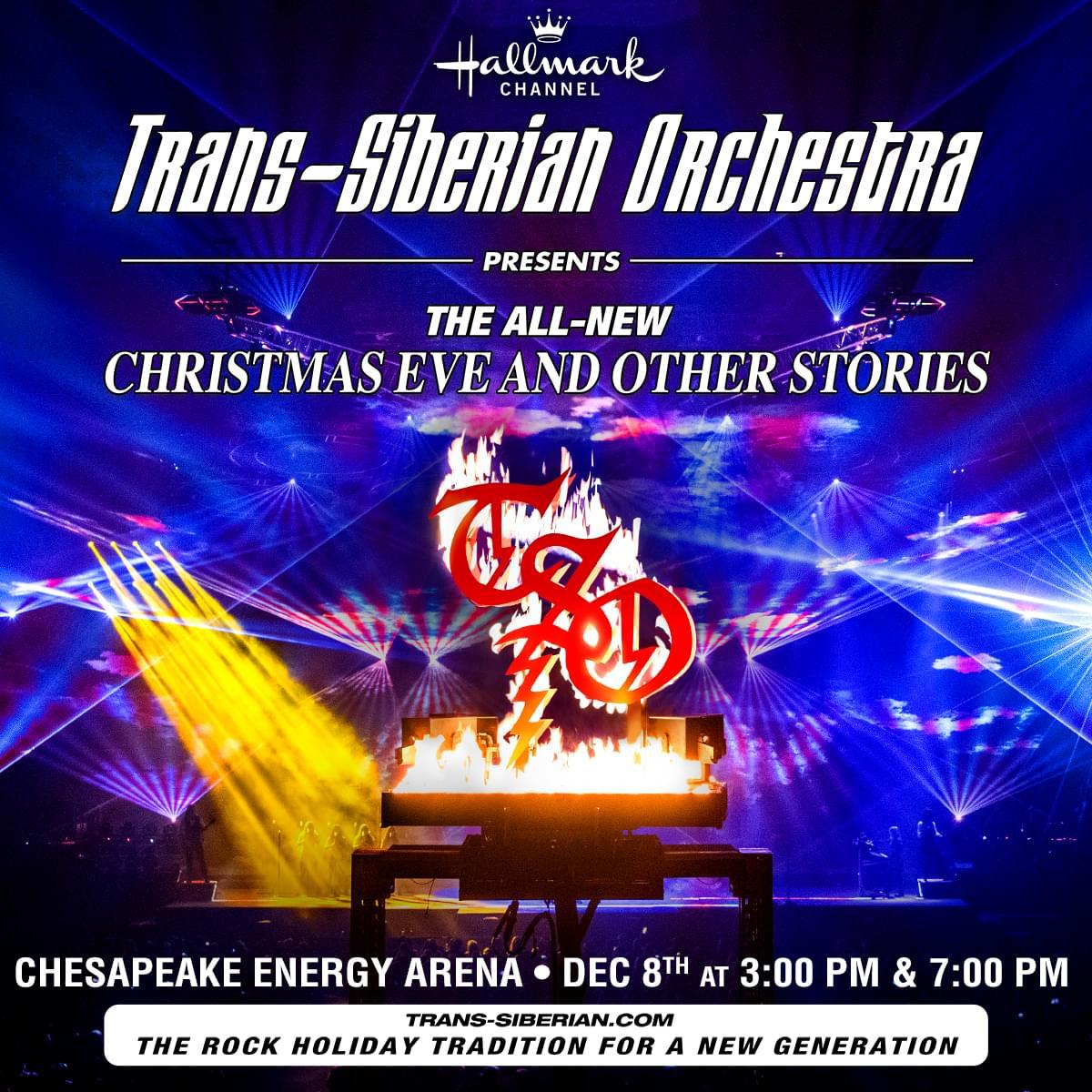 Trans-Siberian Orchestra | Chesapeake Energy Arena