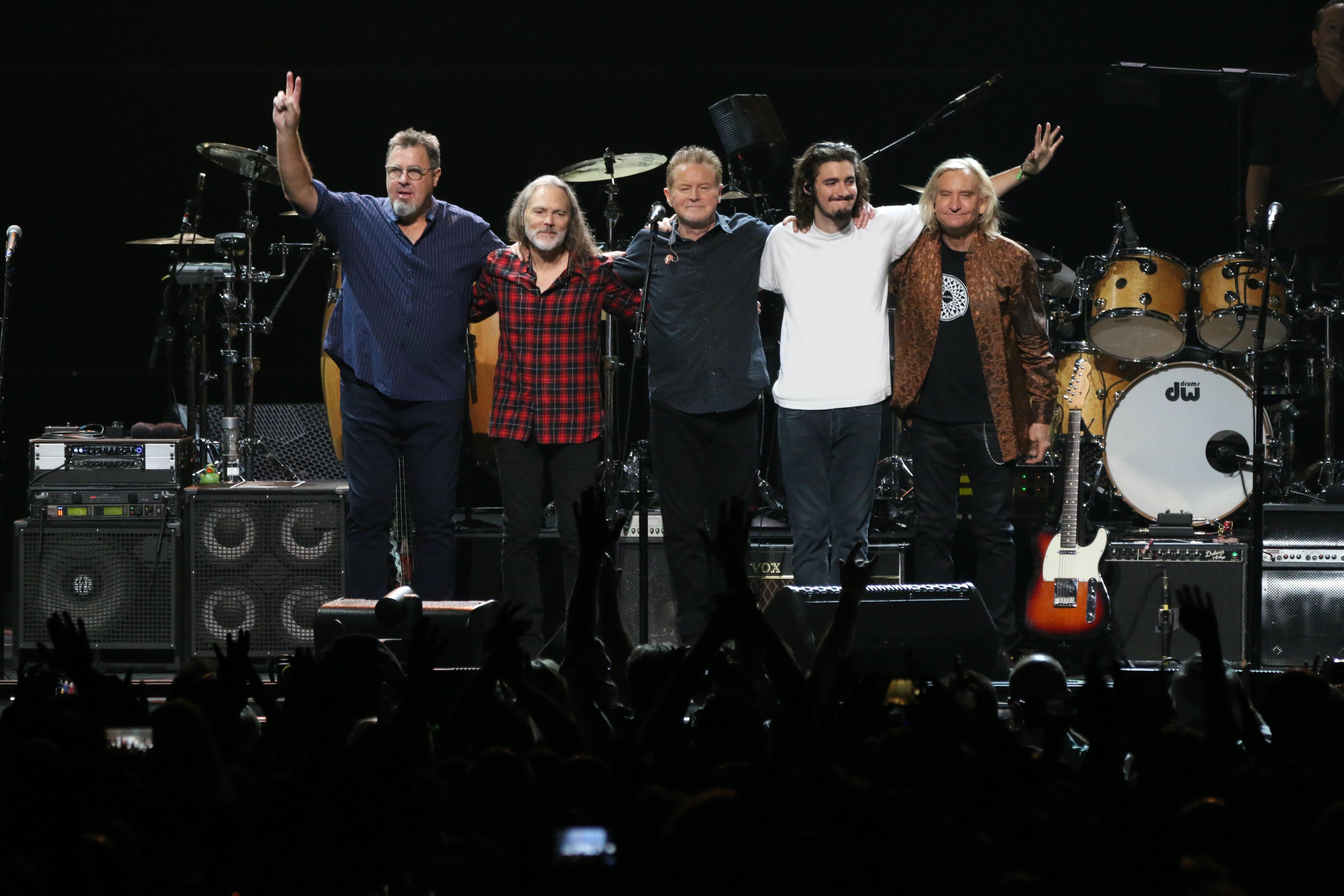 Eagles 2020 Tour | American Airlines Center in Dallas