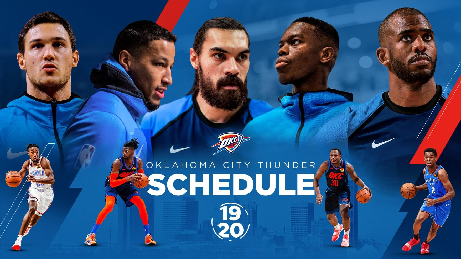 5 Must-Go-To Games for Thunder Fans