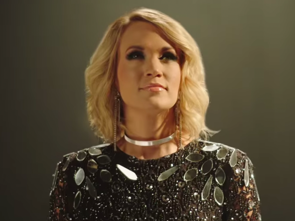 """[Quickly] Watch Carrie Underwood's """"Oh, Sunday Night"""" Teaser for """"Sunday Night Football"""""""