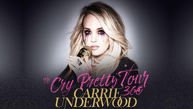 Carrie Underwood The Cry Pretty Tour 360 – October 31