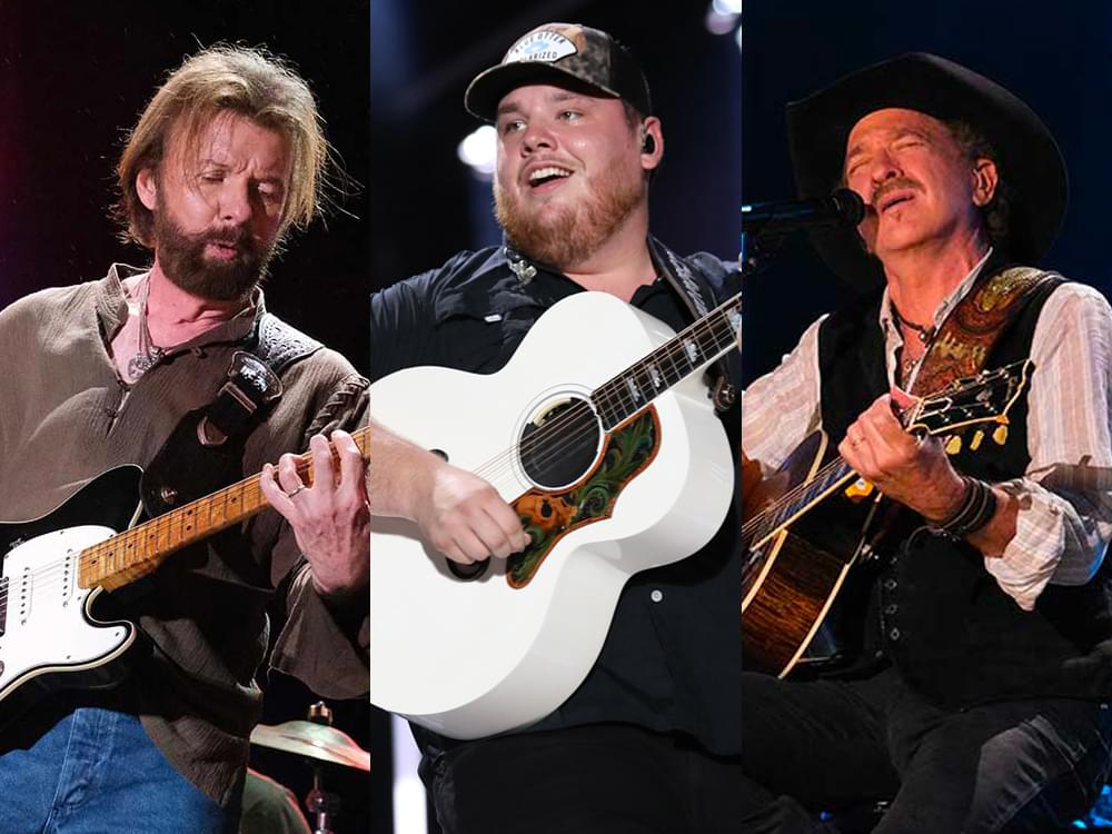 """Watch Brooks & Dunn Team with Luke Combs for Performance of """"Brand New Man"""" on Upcoming """"CMT Crossroads"""""""