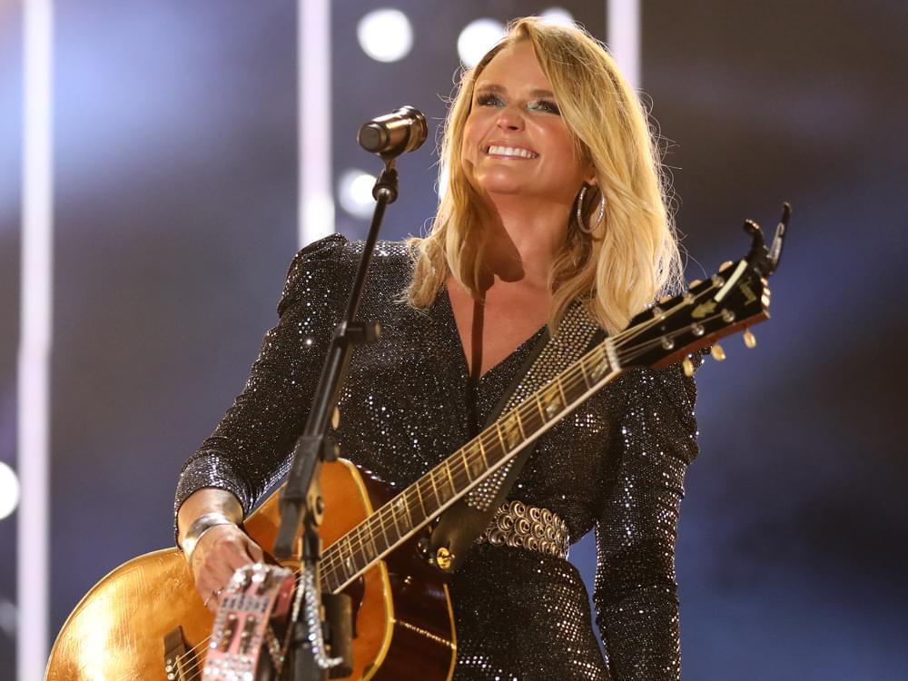 "Miranda Lambert Drops High-Speed Bonus Track, ""Locomotive"" [Listen]"