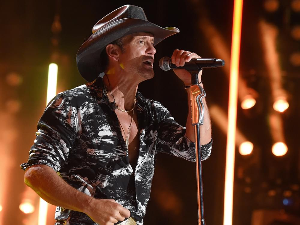 "One Constant in Tim McGraw's 26-Year Music Career? His Longtime Producer and ""Best Friend"""