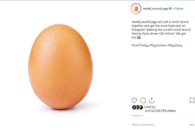 The World Record Egg Cracked…