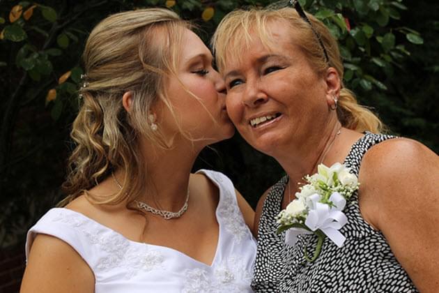 This Bride Got a Wonderful Surprise Before Her Wedding…