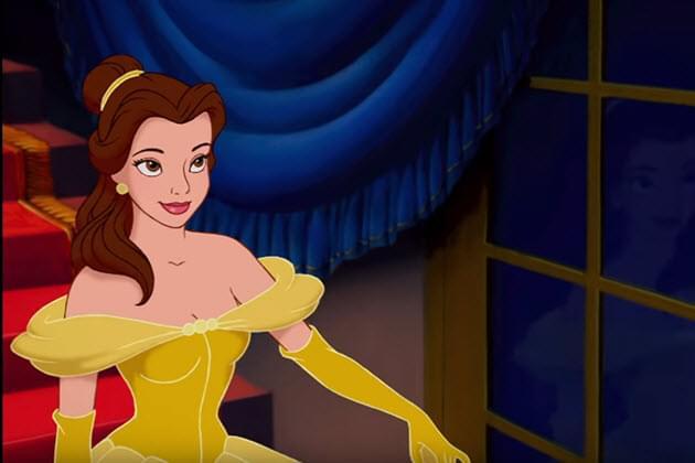 Nanny Post Requires Dressing Up Like a Disney Princess